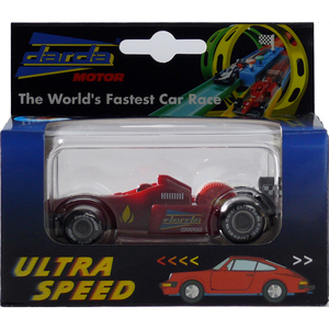 Formula 1 röd bil