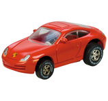 Porsche 911 röd