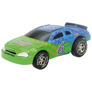 Pontiac grön bil